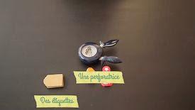 DIY : fabriquer des étiquettes pour paquets cadeaux