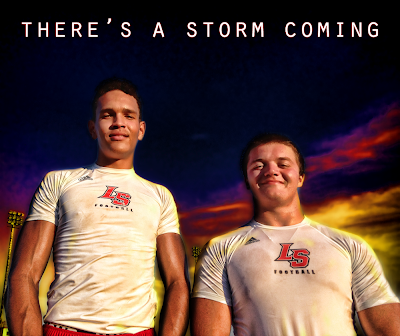 La Salle Lancers, Derek Kief & Morgan Willcox: At the Helm of the Storm