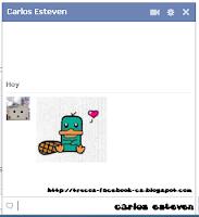 chat del facebook