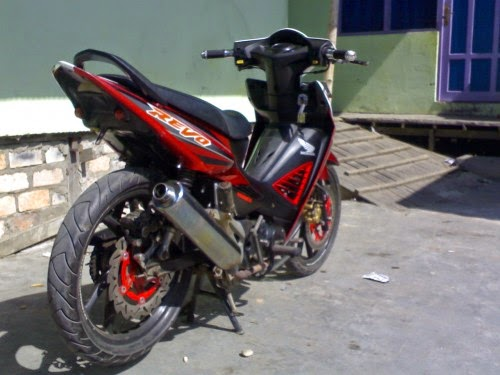 modif honda revo absolute