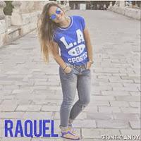 Entradas de Raquel