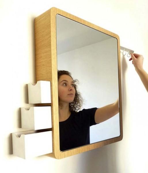 Зеркала в доме своими руками