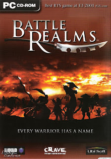 Battle Realms PC Cover