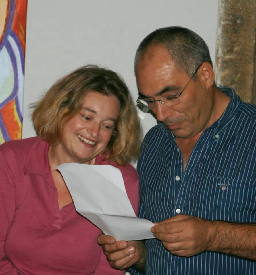com Ilídio Bessa (Olimpo Bar)