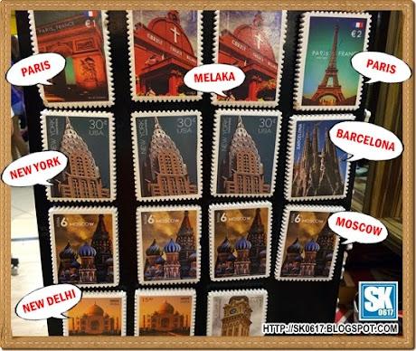 Locally Made Overseas Souvenirs