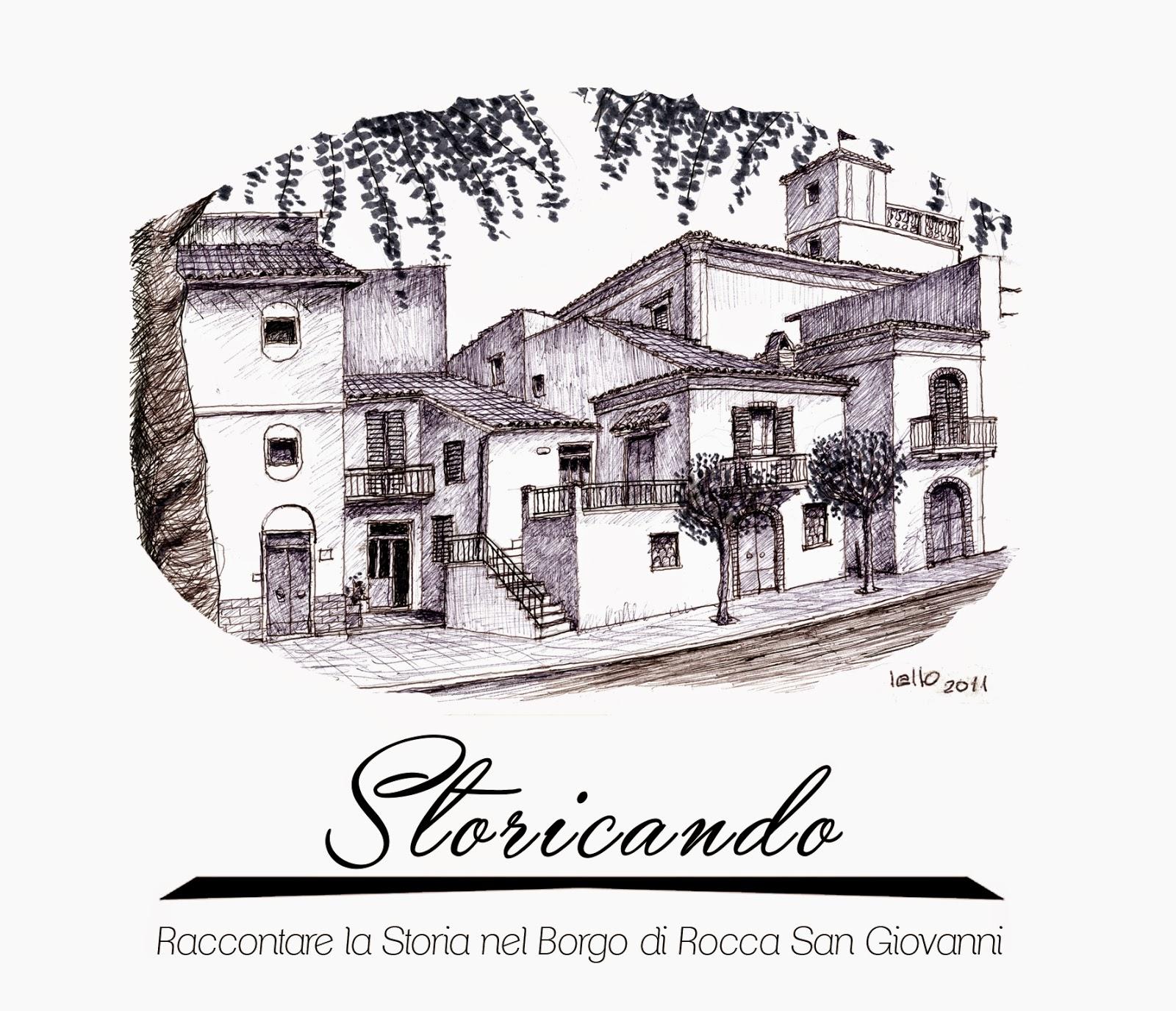 Storicando a Rocca San Giovanni