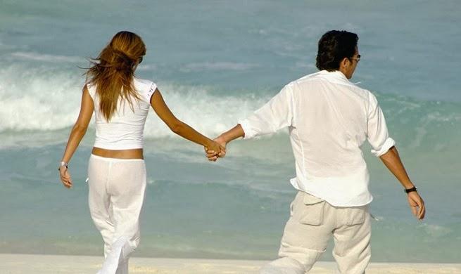 emociones y sentimientos revividos en la playa