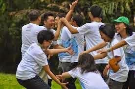 Paket Wisata Family Gathering dan Outbound di Bandung