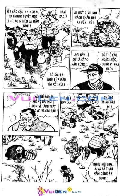 Siêu quậy Teppi chap 39 - Trang 36