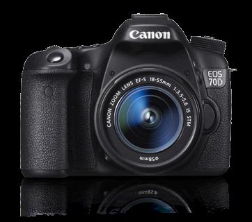 Spesifiakasi dan Harga Kamera Canon EOS 70D Terbaru 2015