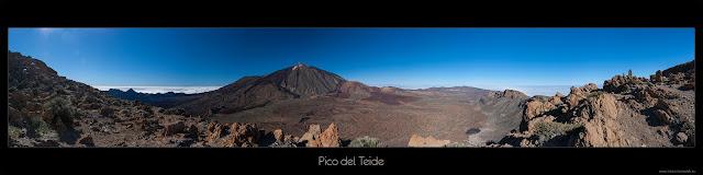 Kocewiak - Pico del Teide - Panorama