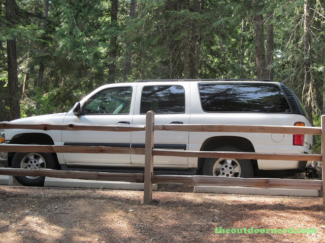 Outlet Campgrounds At Priest Lake, Idaho: My Suburban