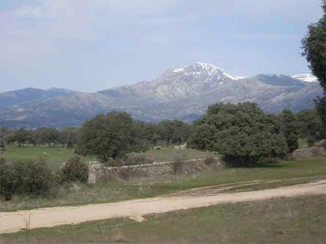 sierra noroeste de Madrid rutas en bici