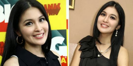 [FOTO] SANDRA DEWI DILAMAR KEKASIH BARUNYA 2014 Siapakah Kekasih Sandra Dewi?