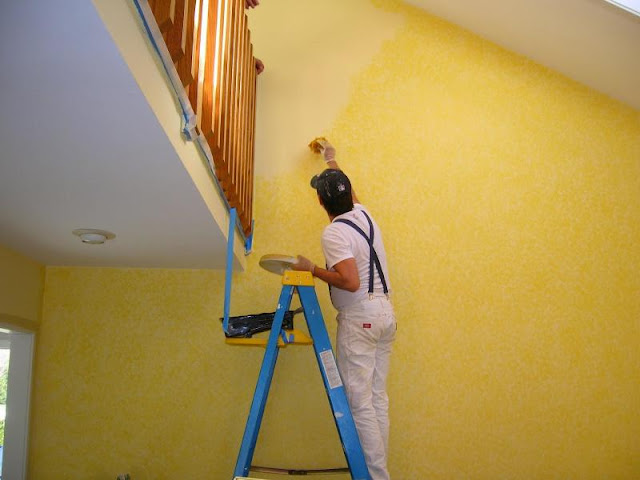 Đặc điểm của việc sử dụng sơn tường cho phòng khách