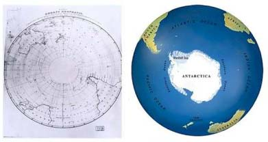 mapapaaaaa - MAPA DE 500 AÑOS DE ANTIGÜEDAD HACE PEDAZOS LA HISTORIA OFICIAL DE LA RAZA HUMANA