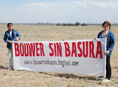 No habrá otro basural en Bouwer