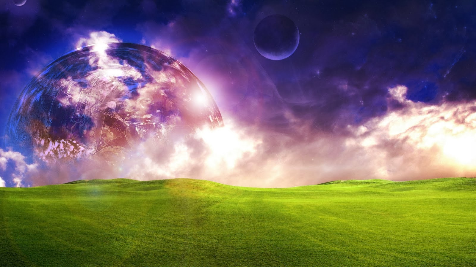 anstract earth wallpaper - photo #6