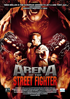 Watch Arena of the Street Fighter (2012) movie free online