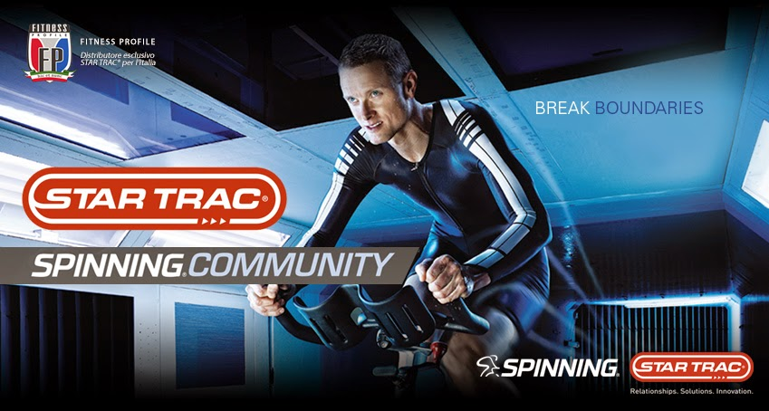 Star Trac® Spinning® Community