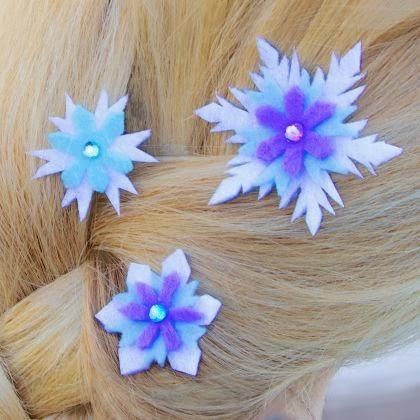 Disney Frozen Elsa Hair