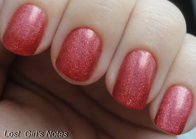 OPI Designer Series Couture swatches