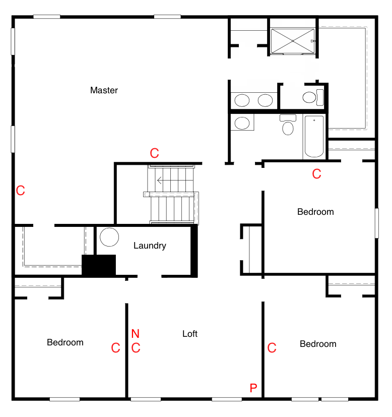 Homes together with Smoke Detector Camera likewise Doors And Windows And Wires Oh My further Smoke Detector Placement Where To Place Smoke Alarms In Your Home in addition Best Smoke Detector Locations. on smoke detectors installation in homes