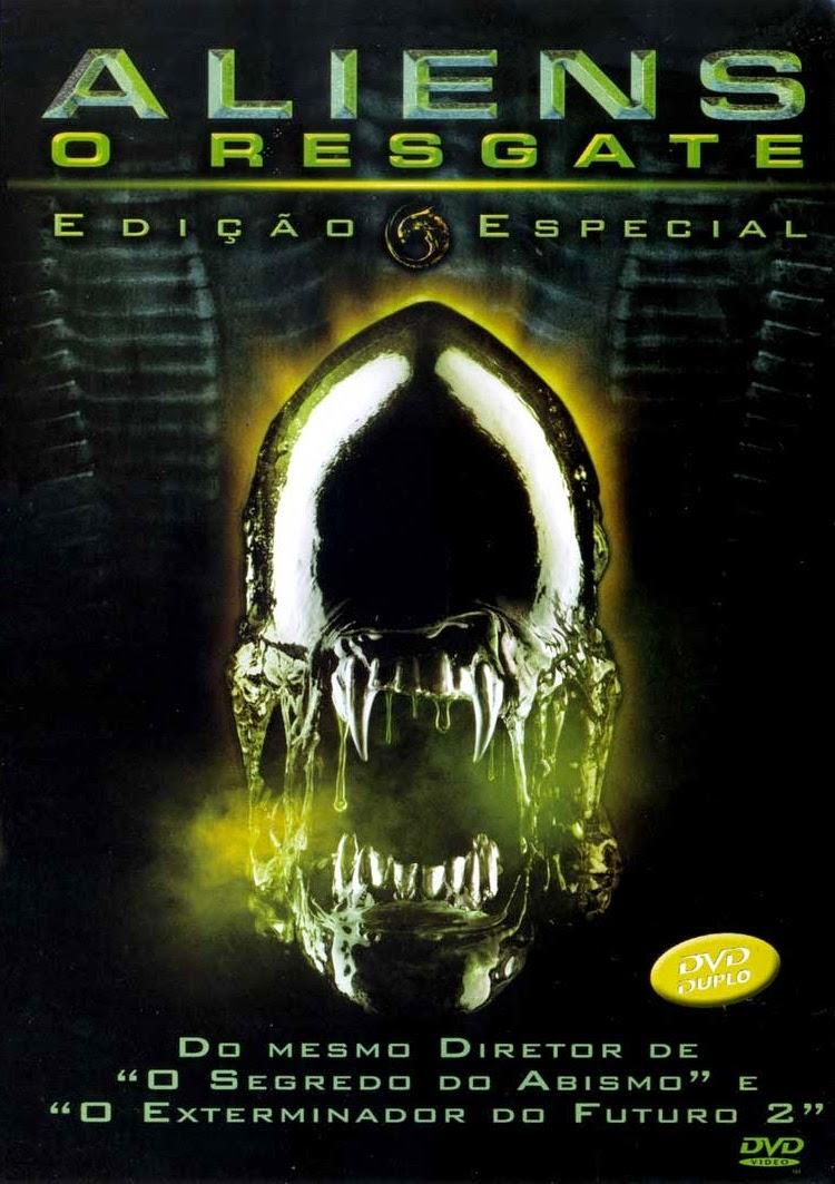 Aliens 2: O Resgate – Dublado (1986)