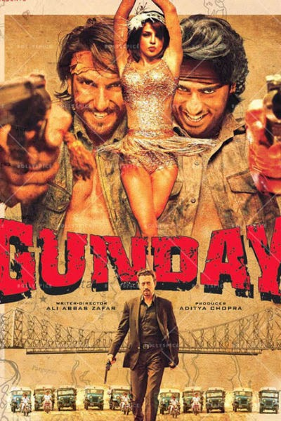 Gunday (2014) BluRay 720p