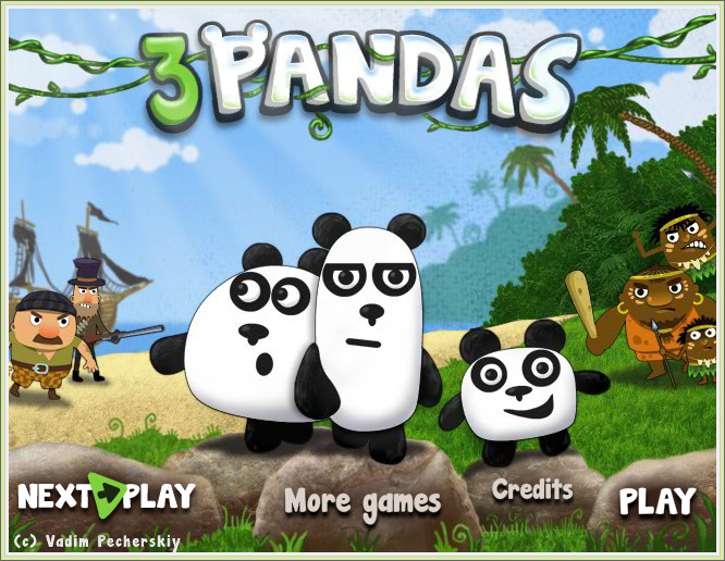 3 panda game download