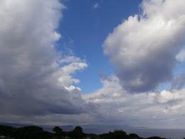 Clouds, Crete, January 2016
