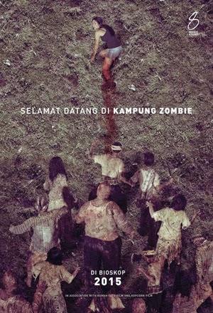 Review Film Kampung Zombie 2015 Terbaru