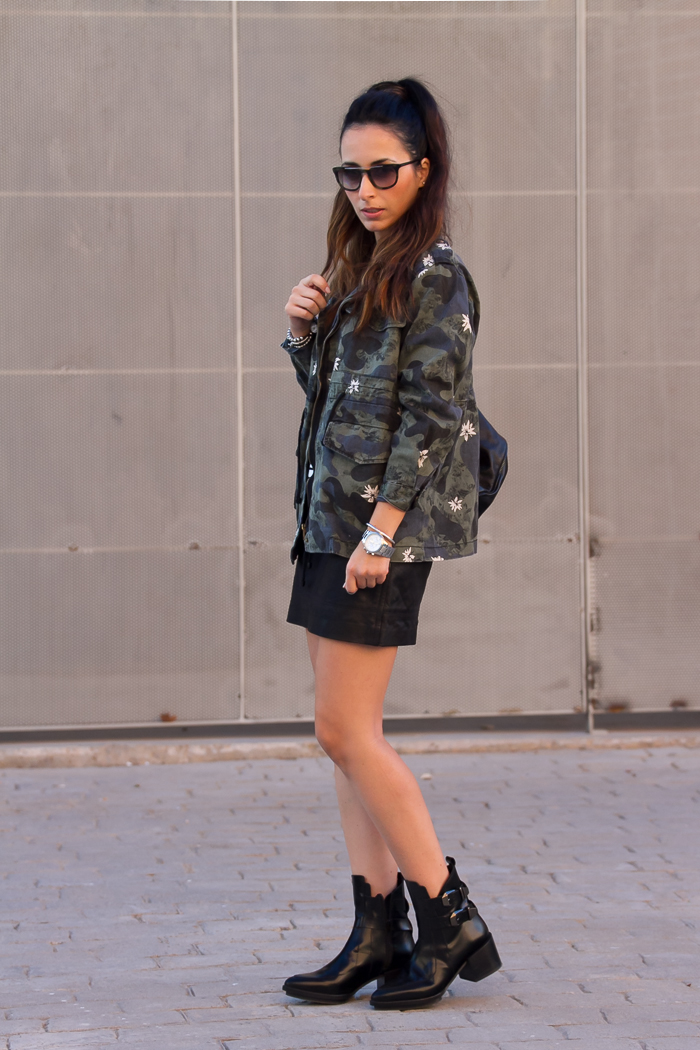 Blogger de moda de Valencia