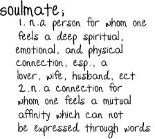 For Soulmate Is Everyone A There Really