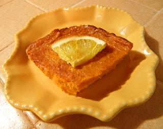 Slice of Apricot Yam Casserole
