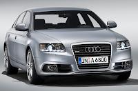 2009 Audi A6 Silver