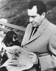U.S. Senator Richard Nixon