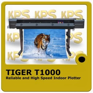 Tiger T1000 Digital Printing