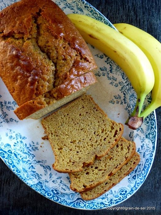 Der purbeste Bananenkuchen