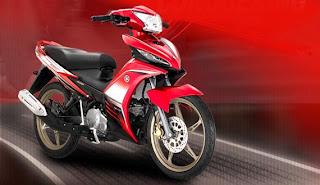 Yamaha 135 LC malaysia