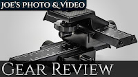 Neewer Pro 4 Way Macro Focusing Rail Slider | Gear Review