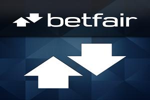 Betfair Logo Blu