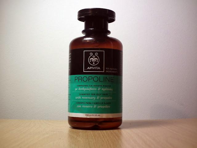 APIVITA Propoline Peppermint Propolis Shampoo Reviews