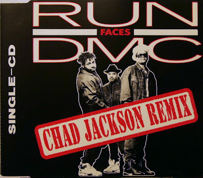 Run-D.M.C. – Faces (Chad Jackson Remix) (CDM) (1991) (320 kbps)