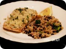Dwell Joy Panko-crusted Salmon - Ina Garten Style