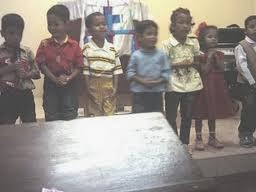 Liturgi Anak Sekolah Minggu