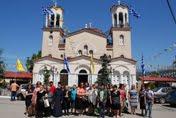 Προσκυνηματική εκδρομή στην Ιερά Μονή Οσίου Δαυίδ και στον Όσιο Ιωάννη το Ρώσσο στην Εύβοια