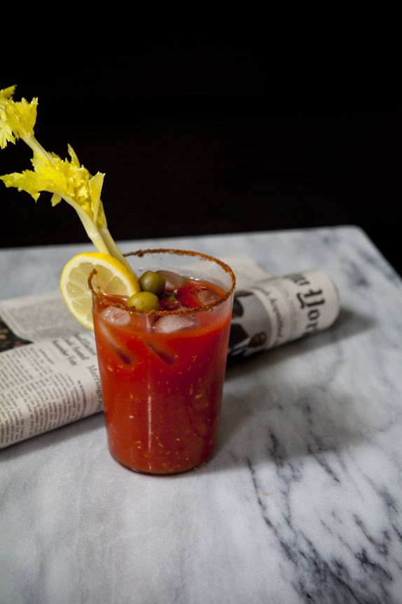 CUP OF JO: The Best Bloody Mary You'll Ever Have