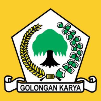 download logo vector partai golongan karya (golkar)