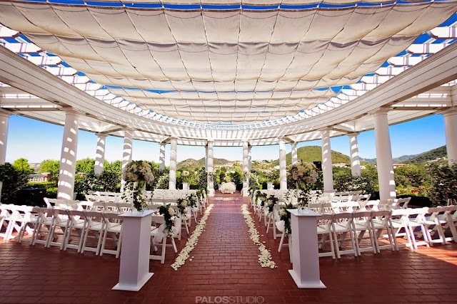 Kristen and Brian were married at the beautiful Sherwood Country Club ...